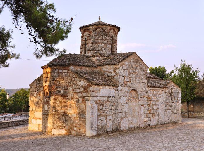 Ιερός Ναός Αγίου Ιωάννου του Ελεήμονα