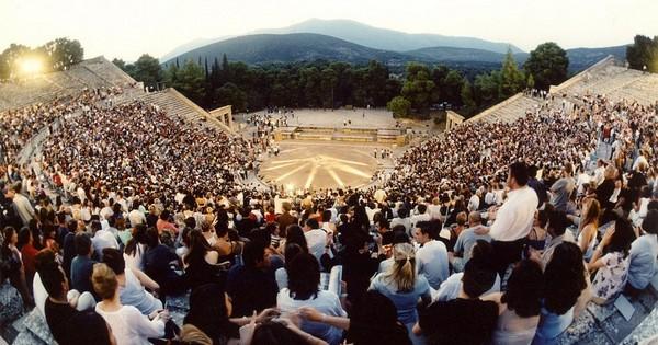 Φεστιβάλ Επιδαύρου 2019
